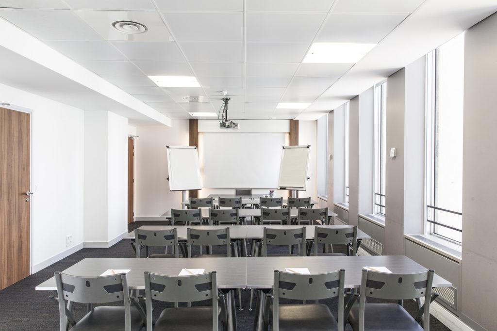 formasquare projet Location d'une salle de formation à la Défense